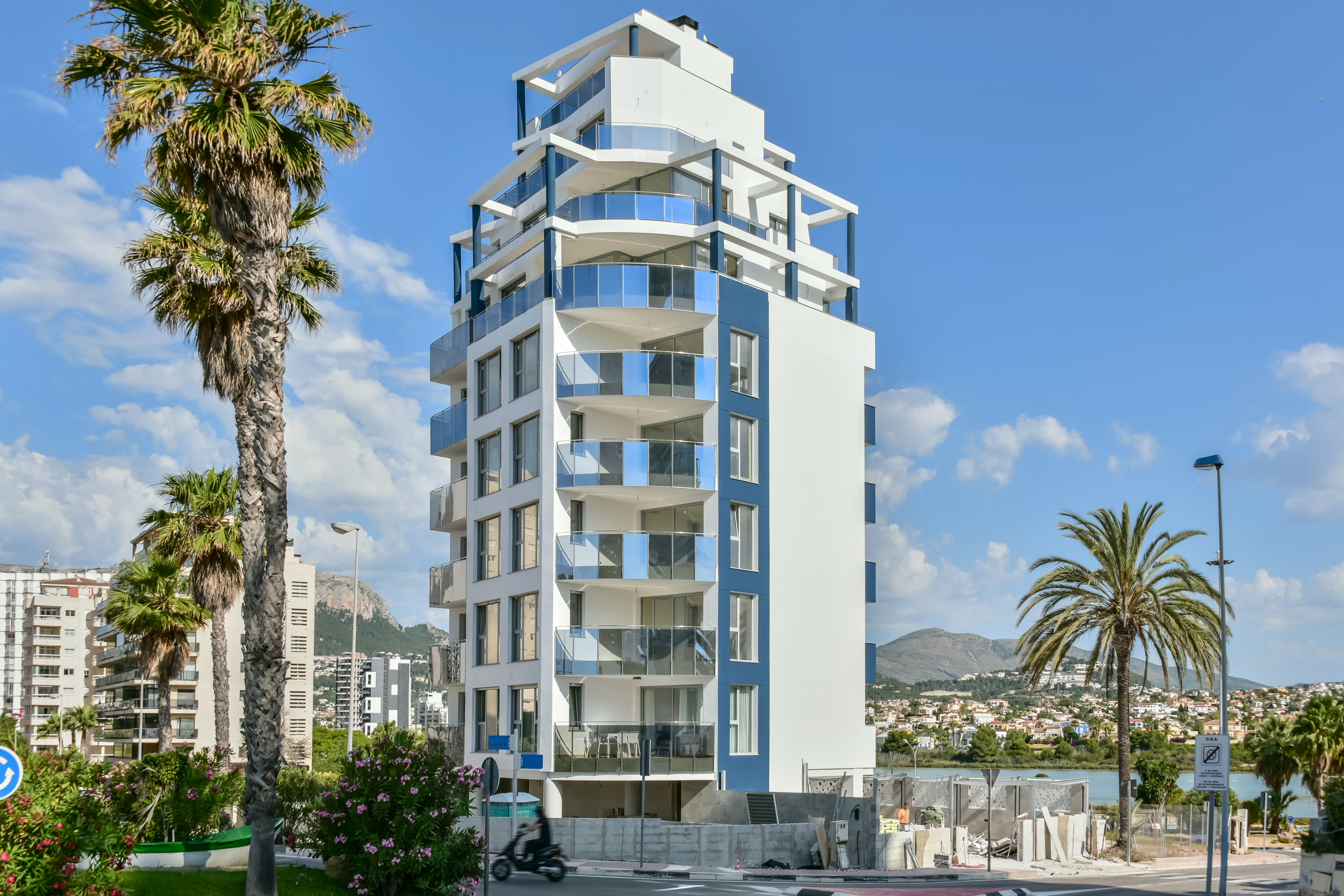Luxury apartments Holamar in Calpe