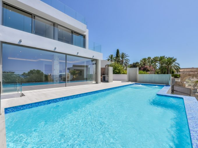 Luxury villa with Sea views, Tosal 8D