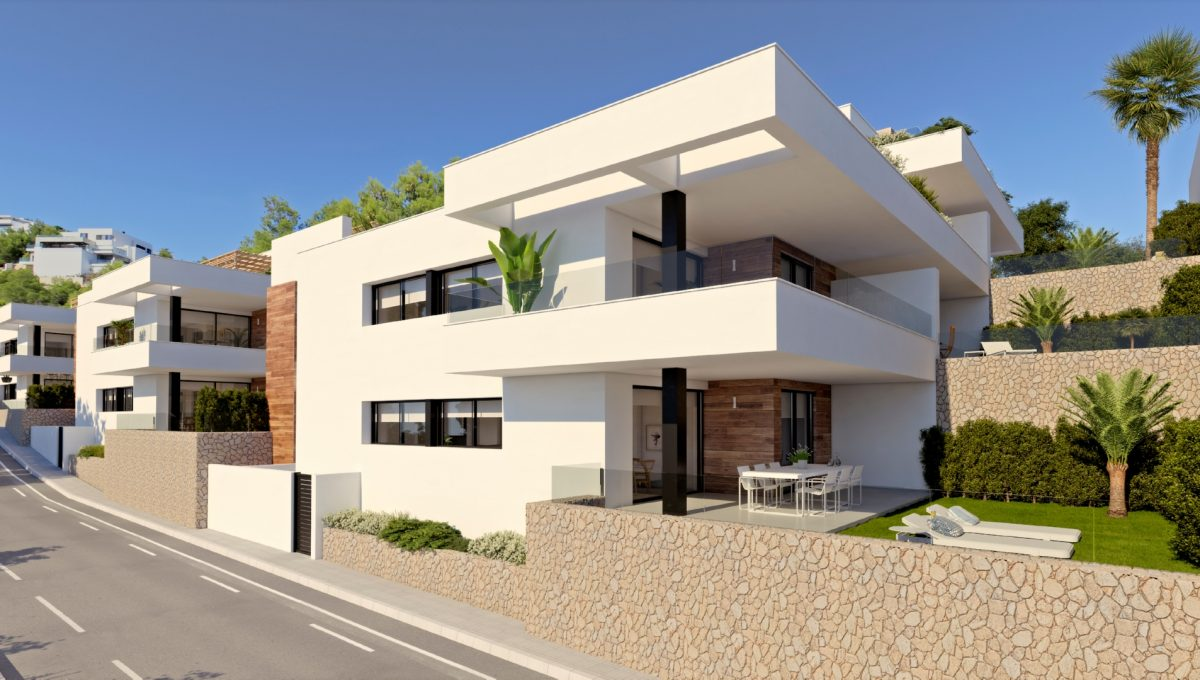 Apartments in Cumbre del Sol