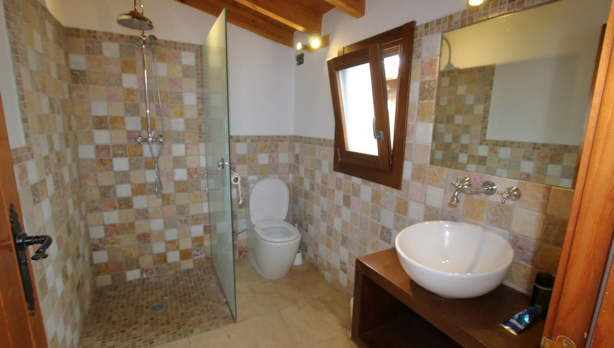 Authentic renovated finca in Benissa