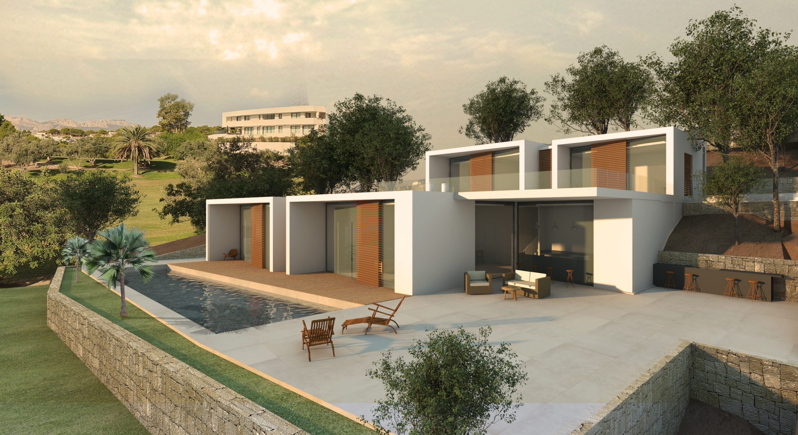 Project in Altea